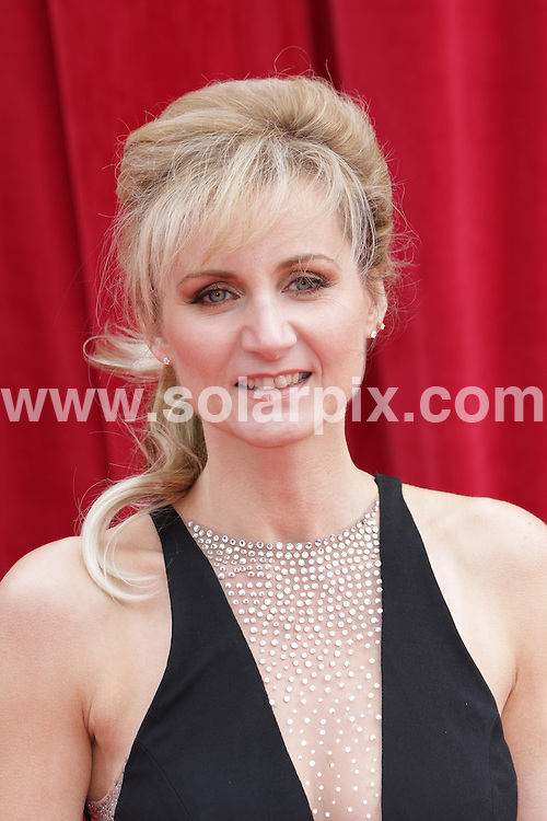 **ALL ROUND PICTURES FROM SOLARPIX.COM**                                             **WORLDWIDE SYNDICATION RIGHTS**                                                                                  Caption: the British Soap Awards 2011, held in Granada Studios, Manchester, UK. 14 May 2011                                                                              This pic: Ashley Slanina-Davies                                                                                             JOB REF: 13341 WMB       DATE: 14_05_2011                                                           **MUST CREDIT SOLARPIX.COM OR DOUBLE FEE WILL BE CHARGED**                                                                      **MUST AGREE FEE BEFORE ONLINE USAGE**                               **CALL US ON: +34 952 811 768 or LOW RATE FROM UK 0844 617 7637**