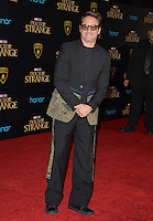 LOS ANGELES, CA. October 20, 2016: Robert Downey Jr. at the world premiere of Marvel Studios' &quot;Doctor Strange&quot; at the El Capitan Theatre, Hollywood.<br /> Picture: Paul Smith/Featureflash/SilverHub 0208 004 5359/ 07711 972644 Editors@silverhubmedia.com