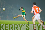 Kerry v  Armagh in the Allianz National Football Leagur Division 1 Round 2 at Austin Stack Park, Tralee on Saturday Night, 11th February, 2012.