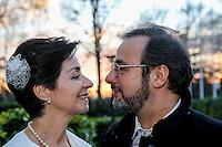 Mariana et Jésus Mariage le 23 décembre 2015