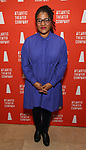 """Lynn Nottage attends the Atlantic Theater Company """"Divas' Choice"""" Gala at the Plaza Hotel on March 4, 2019 in New York City."""