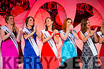 Roses at the Tuesday night selection for the 2015 Rose of Tralee Festival, at the Dome, Tralee.
