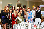 Baby Shower: Eileen O'Flaherty, Moyvane on her baby Shower at the Listowel Arms Hotel on Saturday night last.