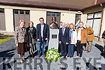 The Athea Community unveils a bronze bust in memory of their greatest son Con Colbert last Sunday afternoon at the Memorial Hall, Members of Athea Community Council Ltd.<br /> L-R Theresa Mullane, Lillian O' Carroll. Seamus Ahern, Donal Be Barra, Mary T. Mulvihill, Damien Ahern.