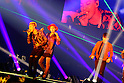 BIGBANG, Feb 28, 2015  2015 S/S : February 28, 2015 : SOL(Tae-Yang), G-DRAGON, V.I(Seung-Ri), Fashion Runway Show of TOKYO GIRLS COLLECTION by girlswalker.com 2015 SPRING/SUMMER at Yoyogi Gymnasium in Shibuya, Japan.