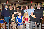 IT'S CHRISTMAS: The staff of Garvey's Supervalu, Tralee, enjoying their night out in the Abbey Inn, Tralee, on Saturday night. Front l-r: Marzeha Sahpolska, Terry Griffin, Denise O'Donnell and Caruen Aparicio. Back l-r: Gerry Hanafin, Jolanta Kulinska, Liam Quirke, Alan Dagaseh, Janusz Wyciszkiewicz, Pioya Morawiec, Garry O'Donnell and PJ Herlihy.