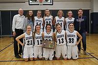 Basketball 8th grade girls 12/6/19