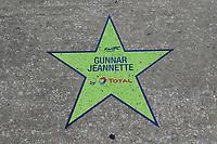 #50 LARBRE COMPETITION (FRA) LIGIER JSP217 GIBSON LMP2 GUNNAR JEANNETTE (USA)