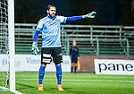 S&ouml;dert&auml;lje 2015-10-05 Fotboll Superettan Syrianska FC - J&ouml;nk&ouml;pings S&ouml;dra :  <br /> Syrianskas m&aring;lvakt Dejan Garaca gestikulerar under matchen mellan Syrianska FC och J&ouml;nk&ouml;pings S&ouml;dra <br /> (Foto: Kenta J&ouml;nsson) Nyckelord:  Syrianska SFC S&ouml;dert&auml;lje Fotbollsarena J&ouml;nk&ouml;ping S&ouml;dra J-S&ouml;dra portr&auml;tt portrait
