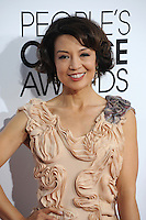 Ming-N Wen at the 2014 People's Choice Awards at the Nokia Theatre, LA Live.<br /> January 8, 2014  Los Angeles, CA<br /> Picture: Paul Smith / Featureflash