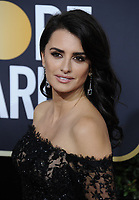 www.acepixs.com<br /> <br /> January 7 2018, LA<br /> <br /> Pen&eacute;lope Cruz arriving at the 75th Annual Golden Globe Awards at The Beverly Hilton Hotel on January 7, 2018 in Beverly Hills, California.<br /> <br /> By Line: Peter West/ACE Pictures<br /> <br /> <br /> ACE Pictures Inc<br /> Tel: 6467670430<br /> Email: info@acepixs.com<br /> www.acepixs.com
