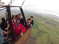 20121126 November 26 Hot Air Balloon Gold Coast