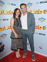 www.acepixs.com<br /> <br /> August 5 2017, LA<br /> <br /> Actress Maya Rudolph (L) and actor Will Arnett arriving at the premiere of Open Road Films' 'The Nut Job 2: Nutty by Nature' at the Regal Cinemas L.A. Live on August 5, 2017 in Los Angeles, California<br /> <br /> By Line: Peter West/ACE Pictures<br /> <br /> <br /> ACE Pictures Inc<br /> Tel: 6467670430<br /> Email: info@acepixs.com<br /> www.acepixs.com