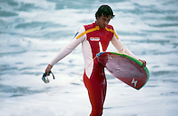 Mark Richards (AUS) Bells Beach Torquay Australia 1980  Photo:  joliphotos.com