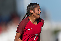 Bradenton, FL - Sunday, June 12, 2018: Samantha Meza during a U-17 Women's Championship Finals match between USA and Mexico at IMG Academy.  USA defeated Mexico 3-2 to win the championship.