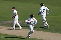 Murali Vijay and Tom Westley add to the Essex total during Nottinghamshire CCC vs Essex CCC, Specsavers County Championship Division 1 Cricket at Trent Bridge on 13th September 2018