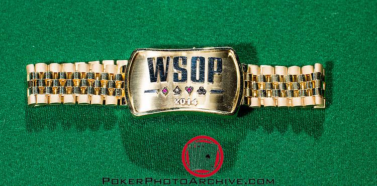 Gold Bracelet_2014 WSOP