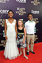 Beasts of the Southern Wild premiere at the Joy Theater..