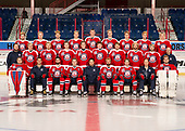 Brooks, AB - May 10 2019 - Ottawa Junior Senators during the 2019 National Junior A Championship at the Centennial Regional Arena in Brooks, Alberta, Canada (Photo: Matthew Murnaghan/Hockey Canada)