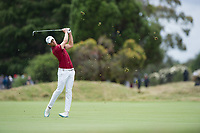 Thomas Detry (BEL) during the final round of the World Cup of golf,  The Metropolitan Golf Club, The Metropolitan Golf Club, Victoria, Australia. 25/11/2018<br /> Picture: Golffile | Anthony Powter<br /> <br /> <br /> All photo usage must carry mandatory copyright credit (&copy; Golffile | Anthony Powter)