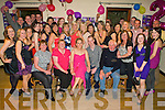Key to the Door - Una O'Halloran from Causeway, seated centre having a ball with friends and family at her 21st birthday bash held in Harty's Bar, Causeway on Saturday night..