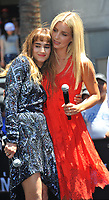 www.acepixs.com<br /> <br /> May 21 2017, LA<br /> <br />  Sofia Boutella and Annabelle Wallis at the Universal Celebrates 'The Mummy Day' with 75-Foot Sarcophagus Takeover at Hollywood And Highland on May 20, 2017 in Hollywood, California.<br /> <br /> By Line: Peter West/ACE Pictures<br /> <br /> <br /> ACE Pictures Inc<br /> Tel: 6467670430<br /> Email: info@acepixs.com<br /> www.acepixs.com