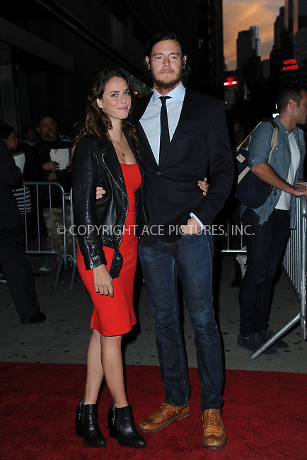 WWW.ACEPIXS.COM<br /> September 22, 2014 New York City<br /> <br /> Kaya Scodelario and Benjamin Walker attending 'The Equalizer' New York Screening at AMC Lincoln Square Theater on September 22, 2014 in New York City.<br /> <br /> By Line: Kristin Callahan/ACE Pictures<br /> ACE Pictures, Inc.<br /> tel: 646 769 0430<br /> Email: info@acepixs.com<br /> www.acepixs.com