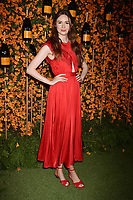 PACIFIC PALISADES, CA - OCTOBER 06: Karen Gillan arrives at the 9th Annual Veuve Clicquot Polo Classic Los Angeles at Will Rogers State Historic Park on October 6, 2018 in Pacific Palisades, California.<br /> CAP/ROT/TM<br /> &copy;TM/ROT/Capital Pictures