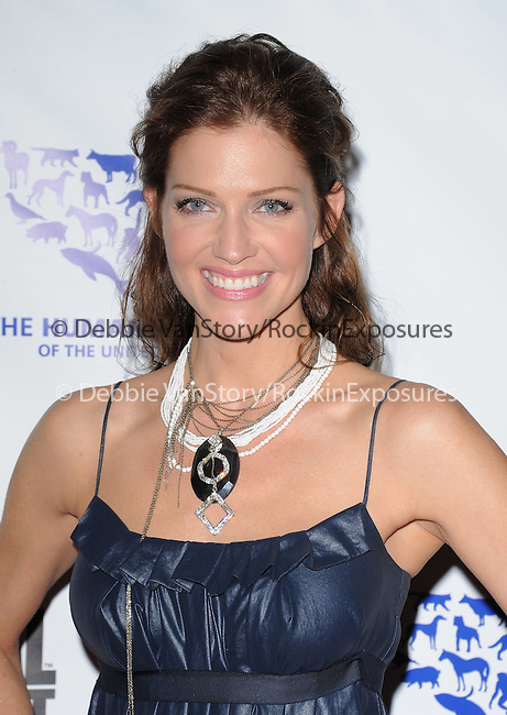 Tricia Helfer at The Humane Society of The United States celebration of The 25th Anniversary Genesis Awards in Beverly Hills, California on March 19,2011                                                                               © 2010 Hollywood Press Agency