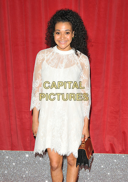 Natasha Cottriall at the British Soap Awards 2017, The Lowry Theatre, Pier 8, Salford Quays, Salford, Manchester, England, UK, on Saturday 03 June 2017.<br /> CAP/CAN<br /> &copy;CAN/Capital Pictures