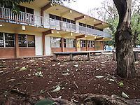 Querétaro, Qro. 10 de marzo 2016.  La madrugada de hoy, Gobierno del Estado anunció que se suspenderían actividades en todas las escuelas primarias y secundarias del estado, públicas y privadas, debido a las condiciones climáticas. Foto: Alejandra L. Beltrán / Obture Press Agency