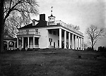 Mount Vernon Virginia:  George Washington's home - 1912. Brady and Sarah Stewart sightseeing in Washington DC while on their honeymoon.