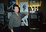 Garry Shandling picture in New York City in 1987.