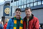 17-1-2017: Martin and jamie Muldoon, Killarney at the All-Ireland Football final at Croke Park on Sunday.<br /> Photo: Don MacMonagle