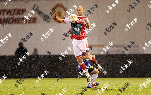 2012-02-18 / Voetbal / seizoen 2011-2012 / R. Antwerp FC /  Karel De Smet..Foto: Mpics.be