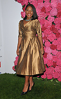 Karen Bryson at the Remembering Audrey Hepburn charity gala celebrating the life of the late actress, Royal Lancaster Hotel, Lancaster Terrace, London, England, UK, on Saturday 06 October 2018.<br /> CAP/CAN<br /> &copy;CAN/Capital Pictures