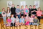 Seanchai Summer Camp: Children from the North Kerry area pictured at the Seanchai Centre, Listowel having completed an arts, drama, creative writing and computer classes on Friday last.