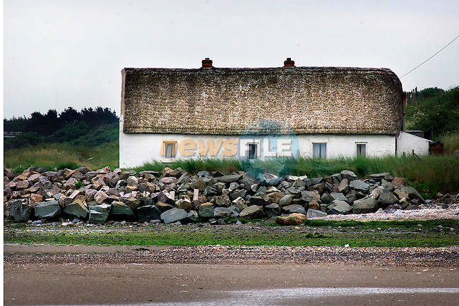 Cottage on the Laytown Coast..Picture: Paul Mohan/Newsfile