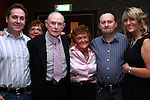 Larry Smith and family at his 80th in Nano Reids...Photo NEWSFILE/Jenny Matthews.(Photo credit should read Jenny Matthews/NEWSFILE)....This Picture has been sent you under the condtions enclosed by:.Newsfile Ltd..The Studio,.Millmount Abbey,.Drogheda,.Co Meath..Ireland..Tel: +353(0)41-9871240.Fax: +353(0)41-9871260.GSM: +353(0)86-2500958.email: pictures@newsfile.ie.www.newsfile.ie.FTP: 193.120.102.198.