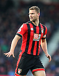 Bournemouth's Simon Francis in action during the Premier League match at the Vitality Stadium, London. Picture date December 4th, 2016 Pic David Klein/Sportimage