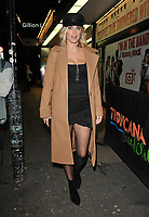 LONDON, ENGLAND - NOVEMBER 07: Ashley James at the SportFX and Gabby Allen collaboration launch party, Tropicana Beach Club, Parker Street on Thursday 07 November 2019 in London, England, UK. <br /> CAP/CAN<br /> ©CAN/Capital Pictures