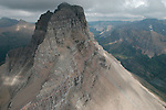 AERIAL PHOTOGRAPHY- GLACIER NATL PARK