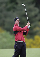 21 May, 2010:   University of Denver's Espen Kofstad chips in a Eagle on hole 10.  Kofstad's Eagle was on his first first he shot Friday during the first round of the NCAA West Regionals at Gold Mountain Golf Course in Bremerton, Washington.