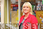 Caroline Curley: Horans Health Stores, Rock Street: It is important to support local jobs in town, and to support local businesses, there is a great choice of shops and a lovely atmosphere around Tralee.