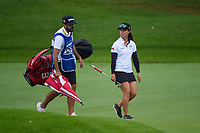 Nuria Iturrioz (ESP) approaches the green on 11 during round 4 of the KPMG Women's PGA Championship, Hazeltine National, Chaska, Minnesota, USA. 6/23/2019.<br /> Picture: Golffile | Ken Murray<br /> <br /> <br /> All photo usage must carry mandatory copyright credit (© Golffile | Ken Murray)