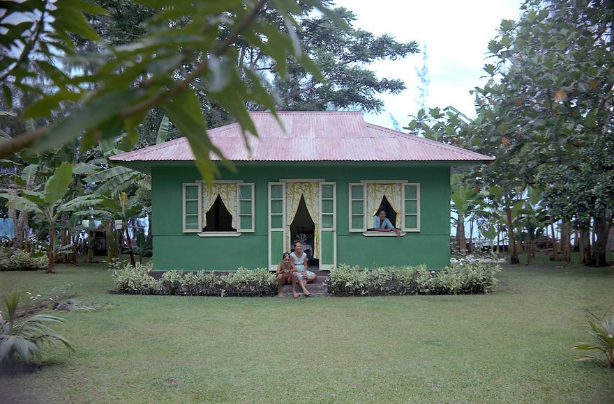 Tahiti House 12 - 1963