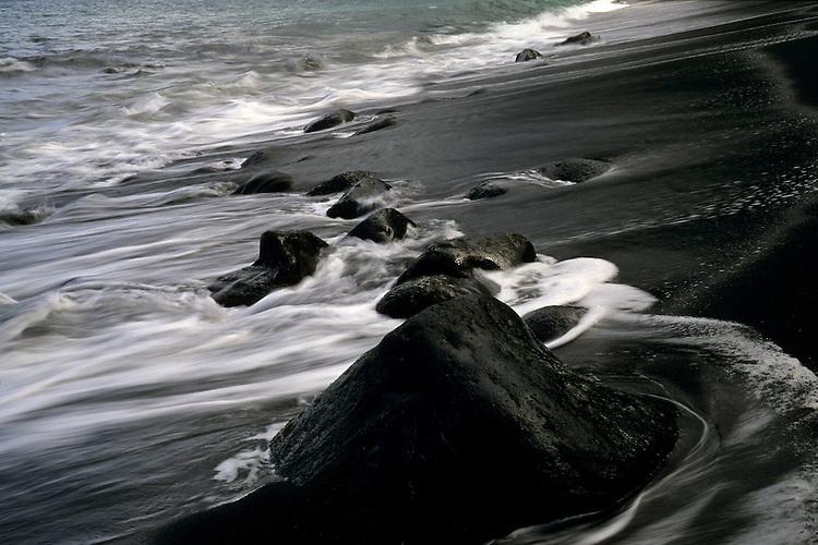 Praia de Almoxarife, ilha de Faial, Açores, 2005