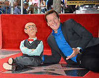 Jeff Dunham Star Ceremony