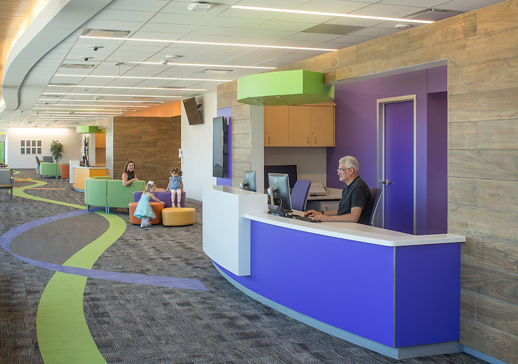 Texas Children's Hospital The Woodlands   FKP Architects