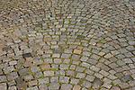 Sidewalk stones, Germany